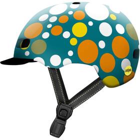 Nutcase Street MIPS Helmet polka face gloss